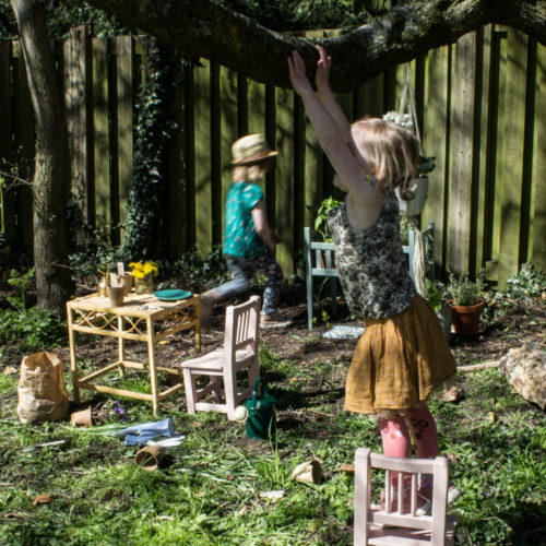Släpp loss kreativiteten – ett samarbete med Cuprinol Creative garden.