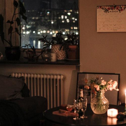 Här vill jag vara.