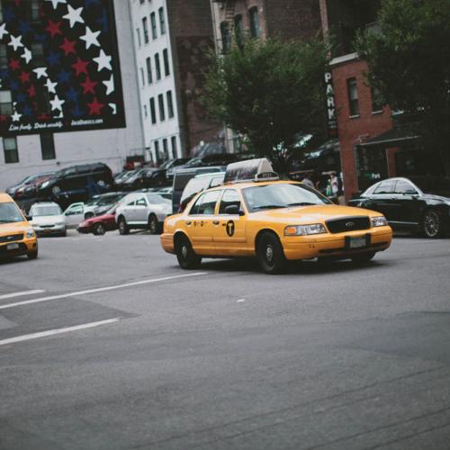 Tillbakablick – New York