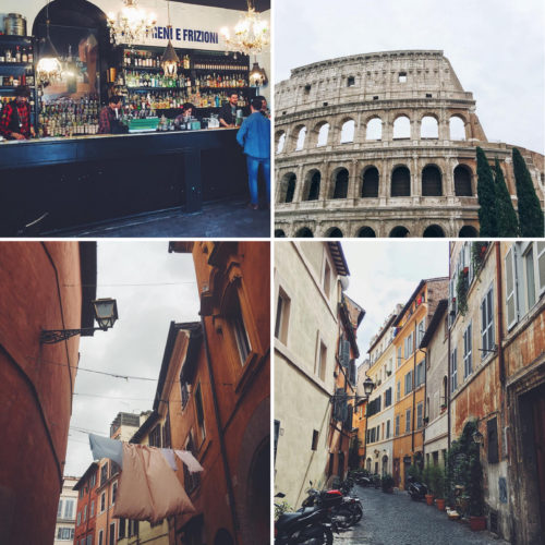 Roma!