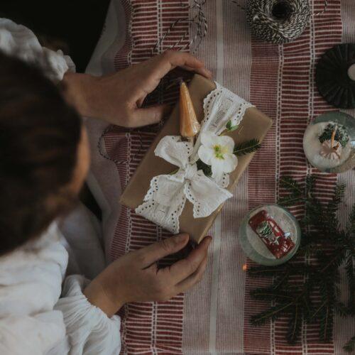 Julmyset börjar nu!
