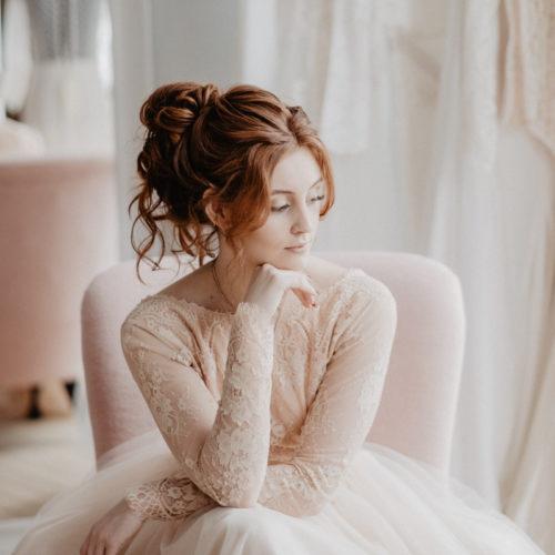 Fluffiga tyllkjolar och inspiration till bruduppsättningar