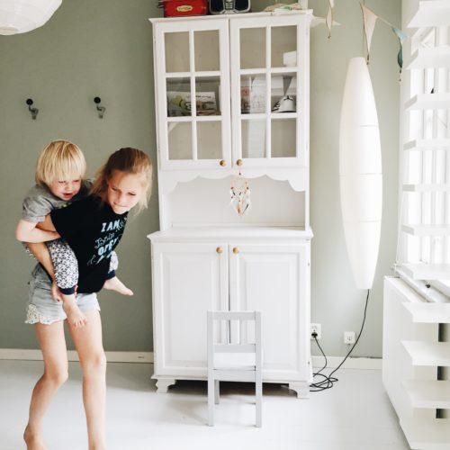 Nya rum till barnen
