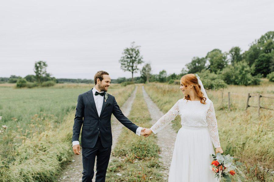 Sensommarbröllop