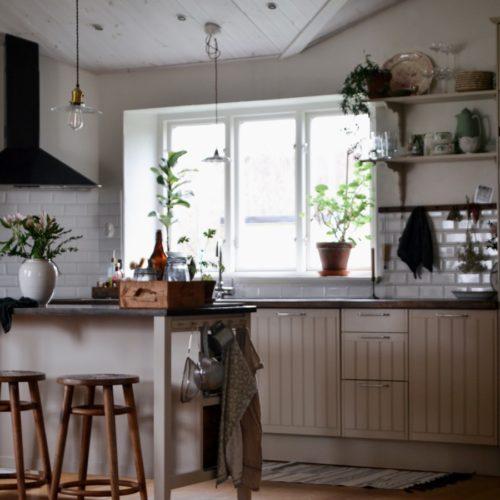 Budgetrenovering av köket