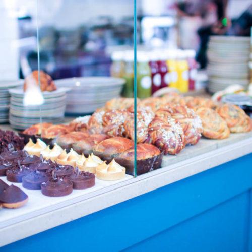 En jobbdag på Café Pascal