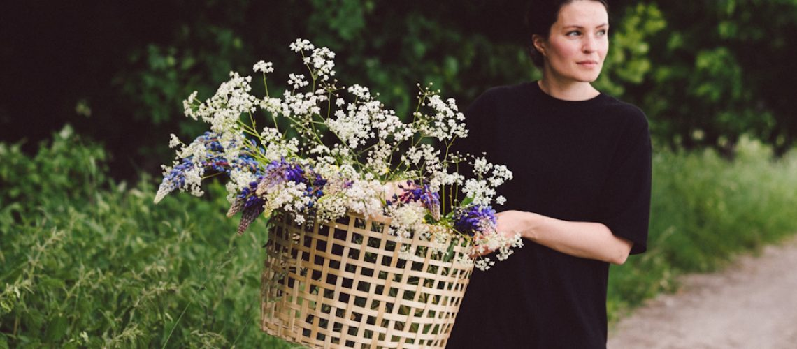 Flowers for Midsummer by Babes in Boyland