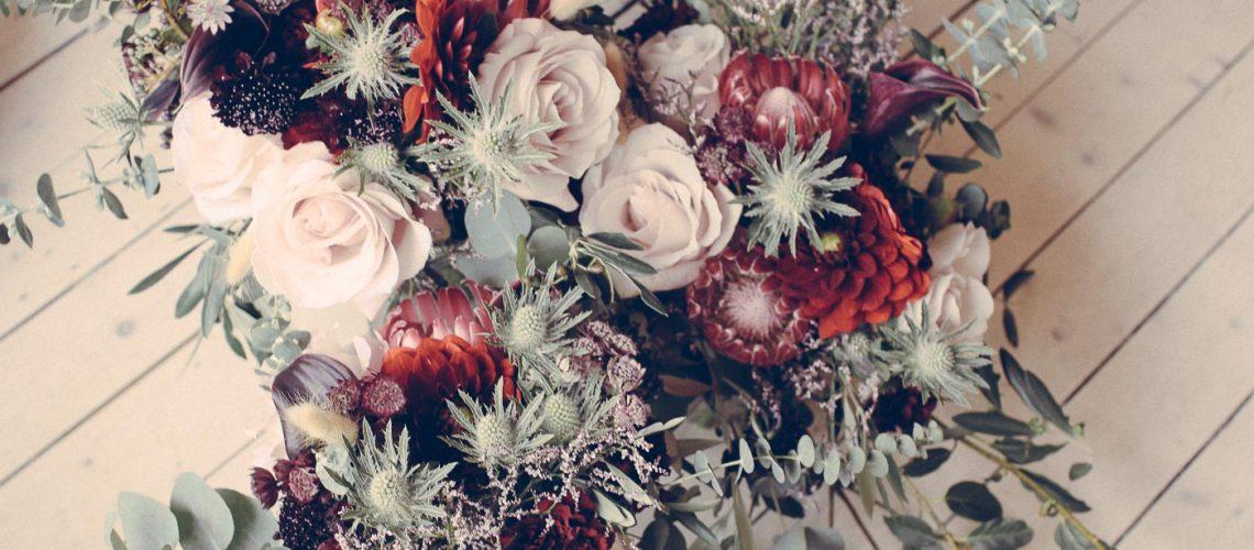 Skillad florals (3 av 3)