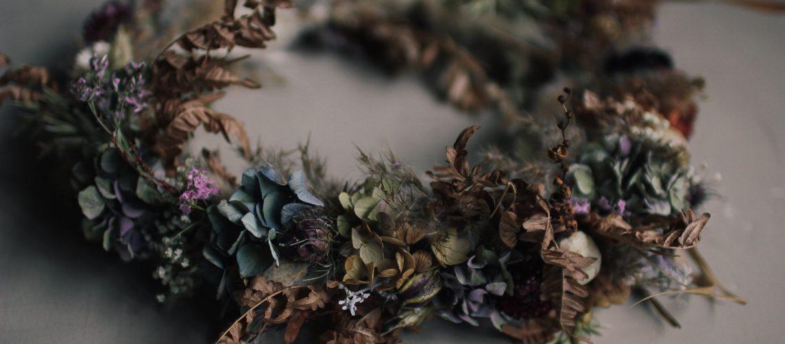 Skillad florals (5 av 9)