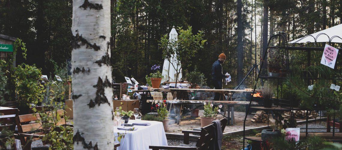 Eco Camp Umeå