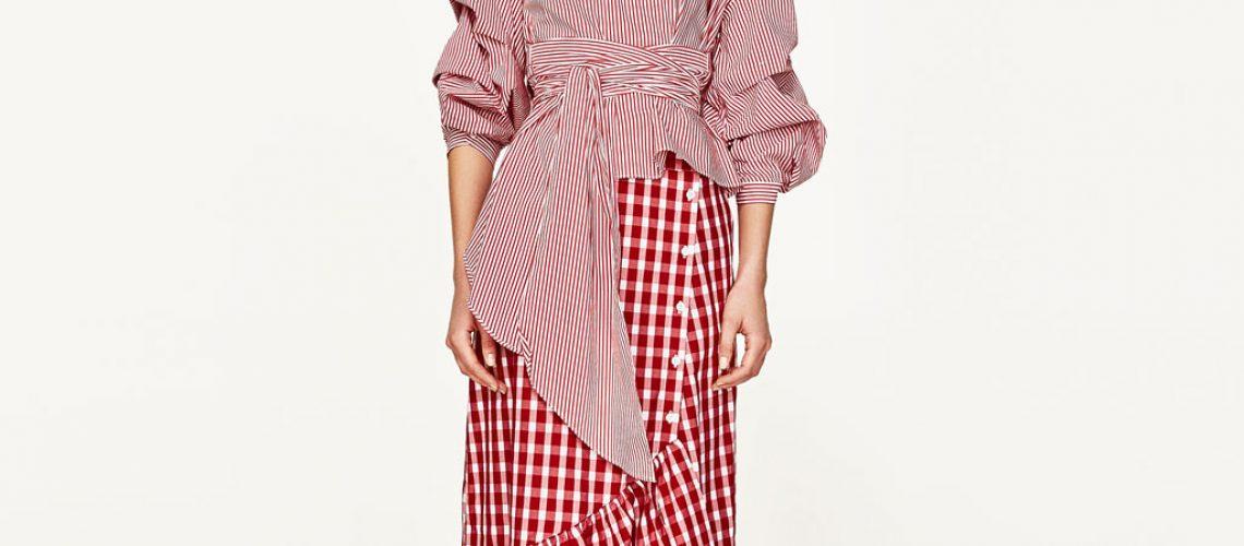 red.stripes.zara.style.lovelylife.1