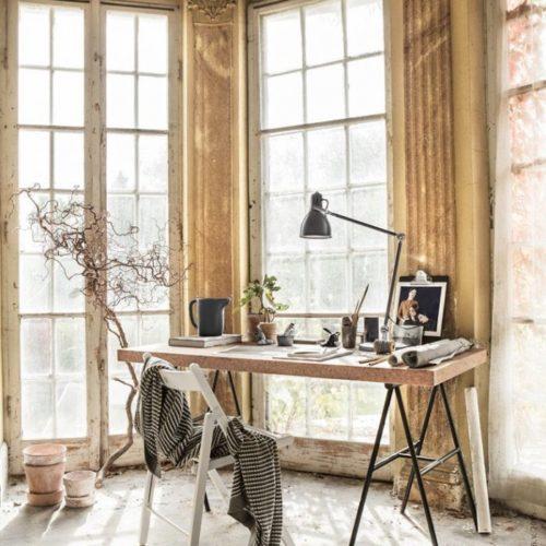 Finast i veckan; skrivbordsinspiration, resor till varmare länder och fina prints från New York