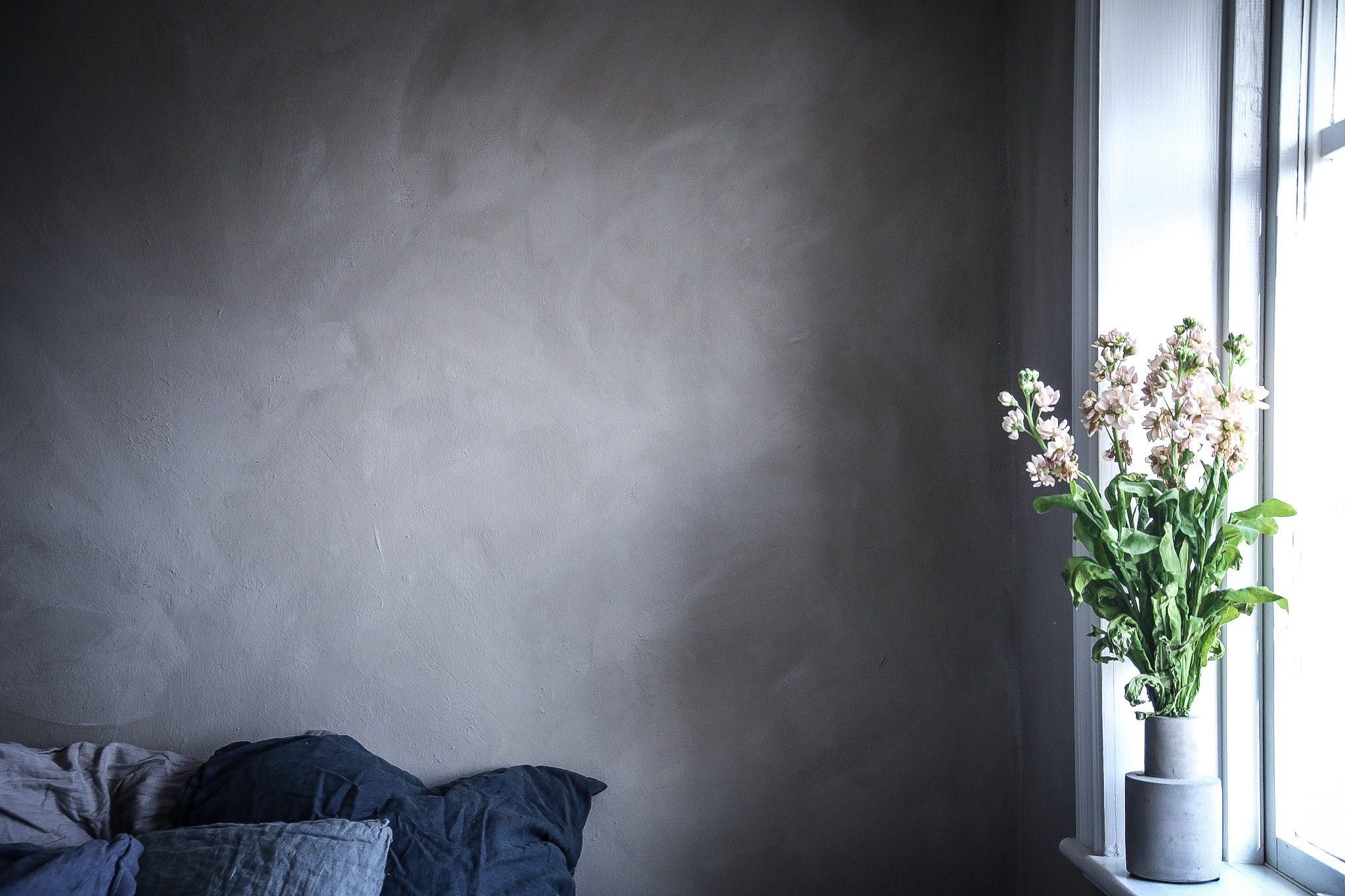 Ny sovrumsfärg från Kalklitir