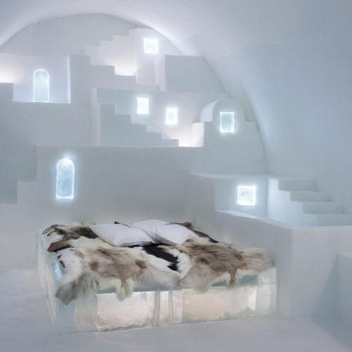 ICEHOTEL i Jukkasjärvi – Vinterbröllopens paradis