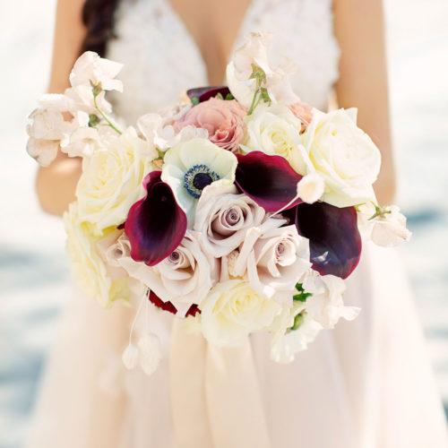Vårvinter-bröllop