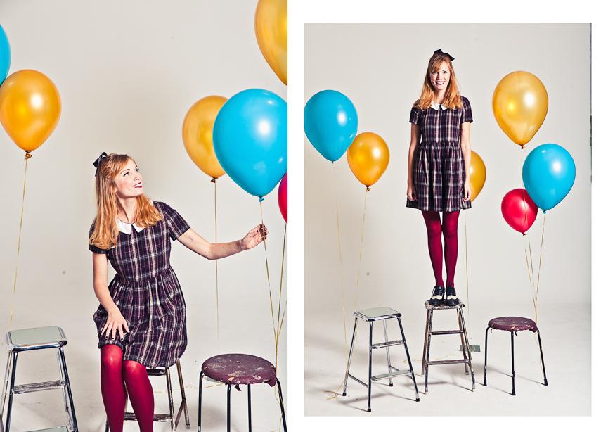 Isabelle Pedersen, ballonger