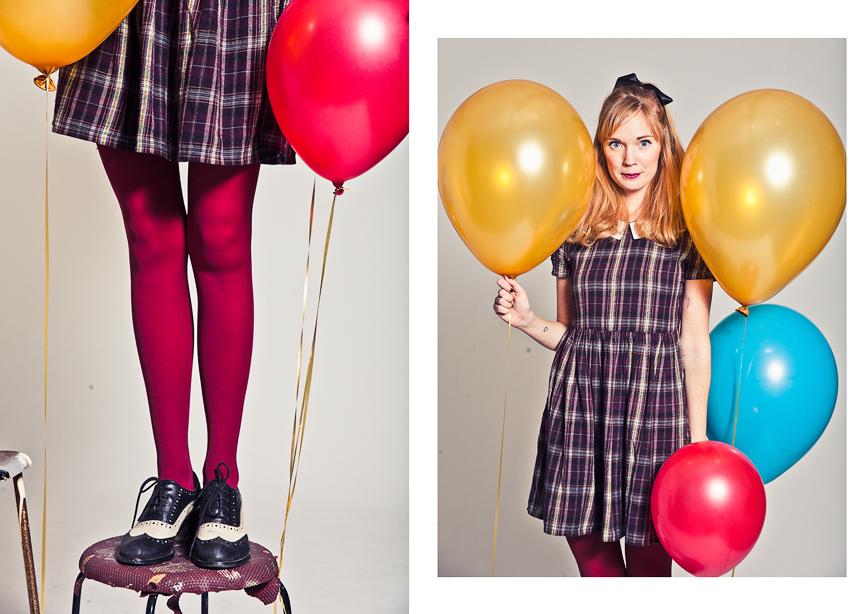 Isabelle Pedersen ballonger