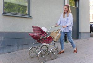 Megalångt inlägg om allt från Trädgården till barnvagnshäng