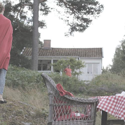 Reportage hemifrån trädgårdsprofil