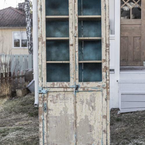 DIY – Det blå skåpet