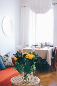 Styling hemma hos Agnes på Cashew Kitchen