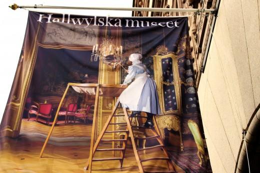 hallwyllska, museum stockholm, turist stockholm, tips stockholm, downton abbey hallwyllska, volang hallwyllska, downton abbey utställning, volang, volang tipsar