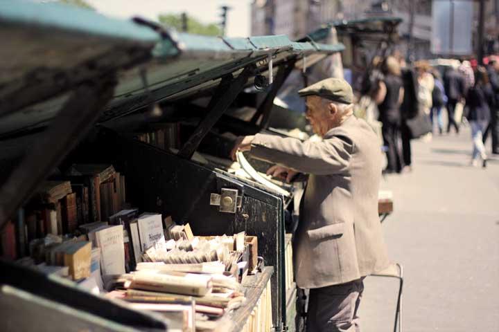 books seine