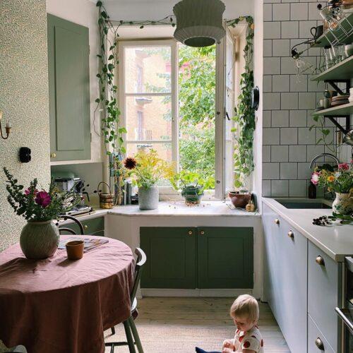 September och oktober med besök i Uppsala, plommon och 3 födelsedagar
