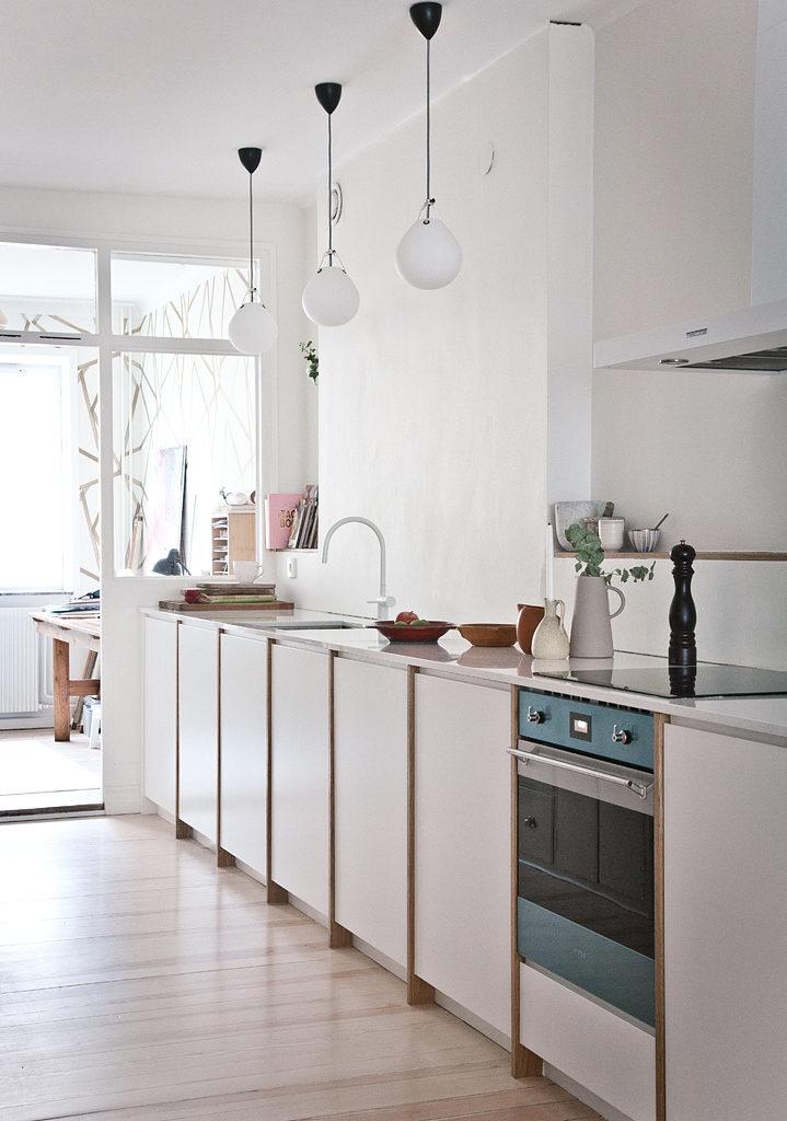 Kök ritat av Anna Lidman – Foto Isabelle Pedersen
