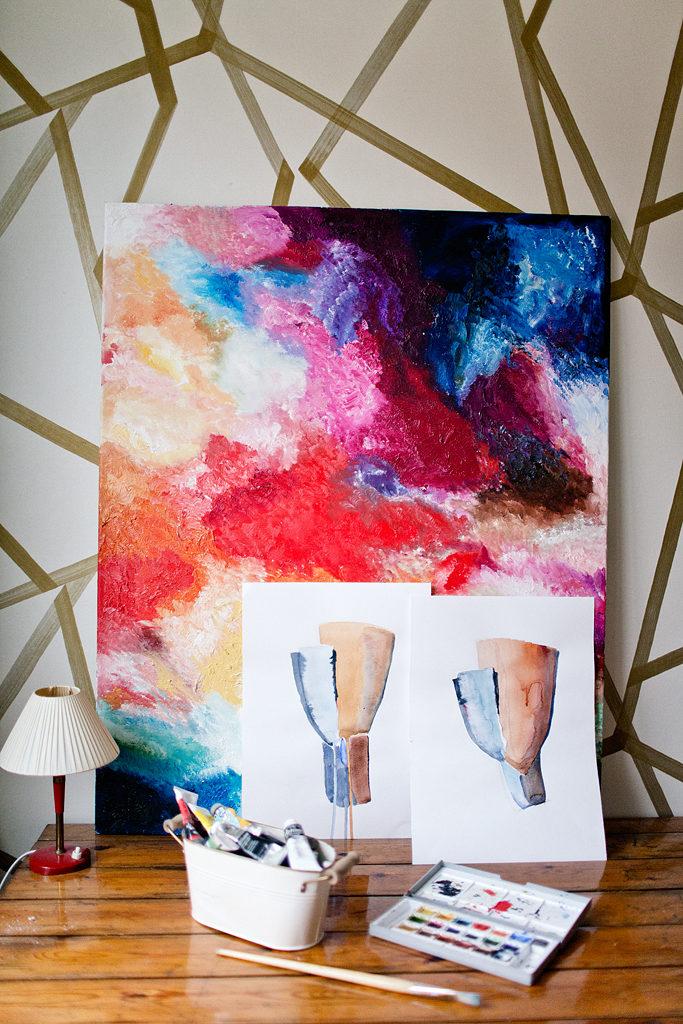 Konst av Anna Lidman – Foto Isabelle Pedersen