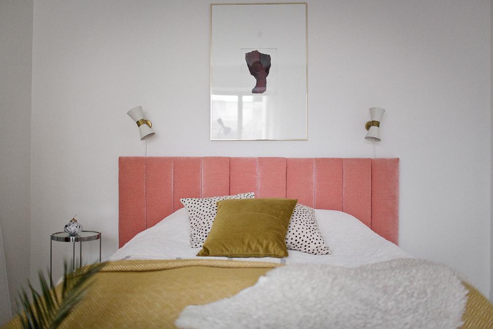 Sänggavel av Anna Lidman – Foto Isabelle Pedersen