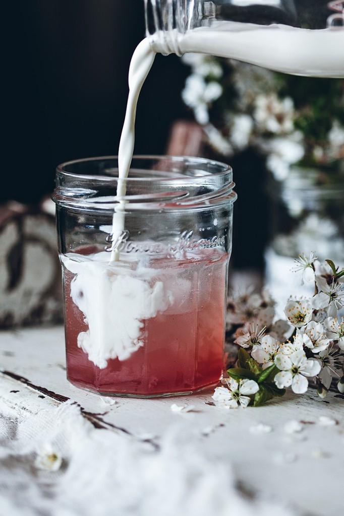rabarber lemonad