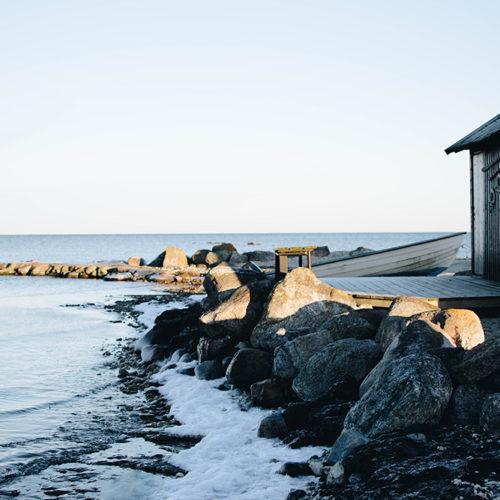 Varberg: Kustbageriet & Fästningen