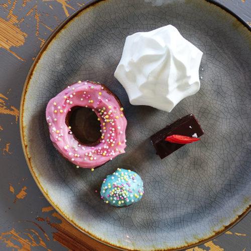 Finast i veckan; vårljus, Malmöbesök och en kaka med grönt te