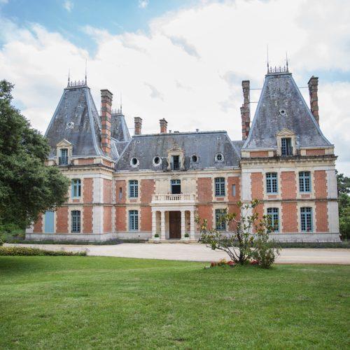 Om ett slott i Frankrike som jag ska åka till