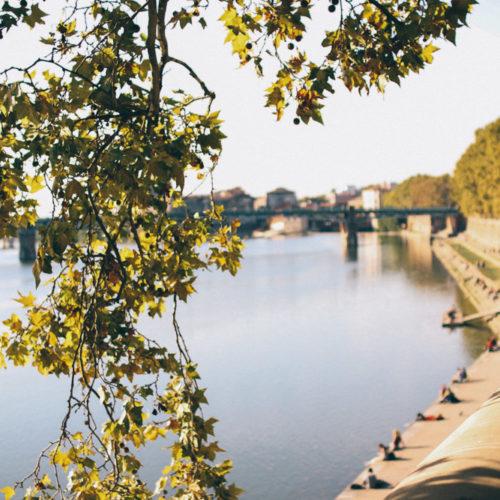 Resan till Frankrike del 3; Toulouse