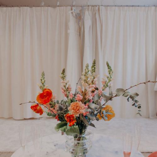 Premiären av Bröllopsbruket i Umeå