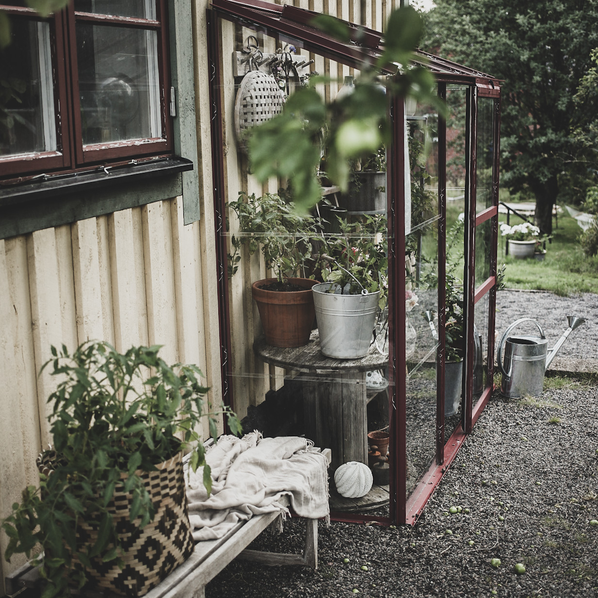 Lovely life väggväxthus
