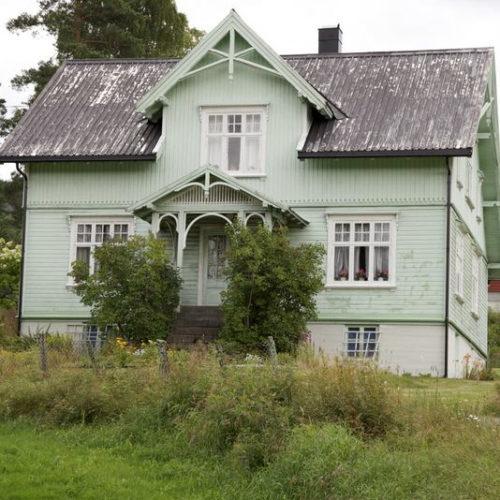 Om att välja husfärg