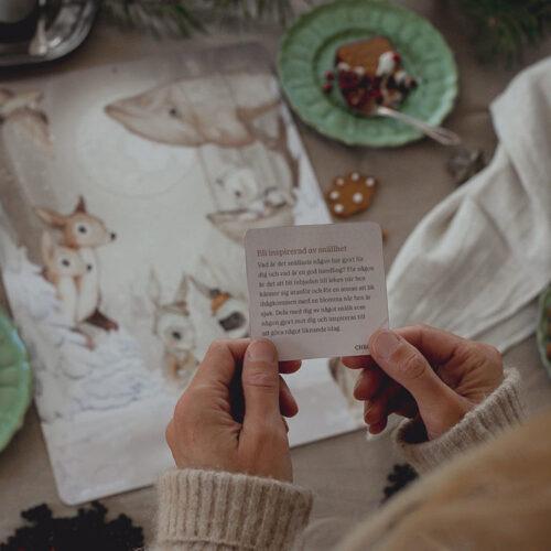 Var med och skapa årets Snällkalender.