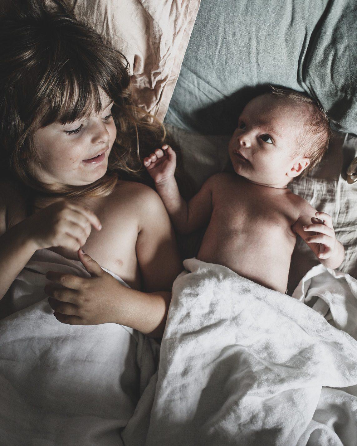 Lovely life barn att ha syskon