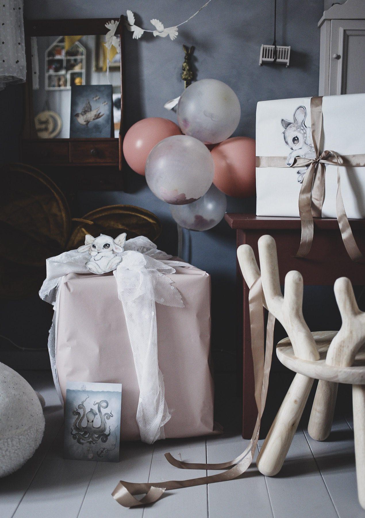 lovely life födelsedag paket