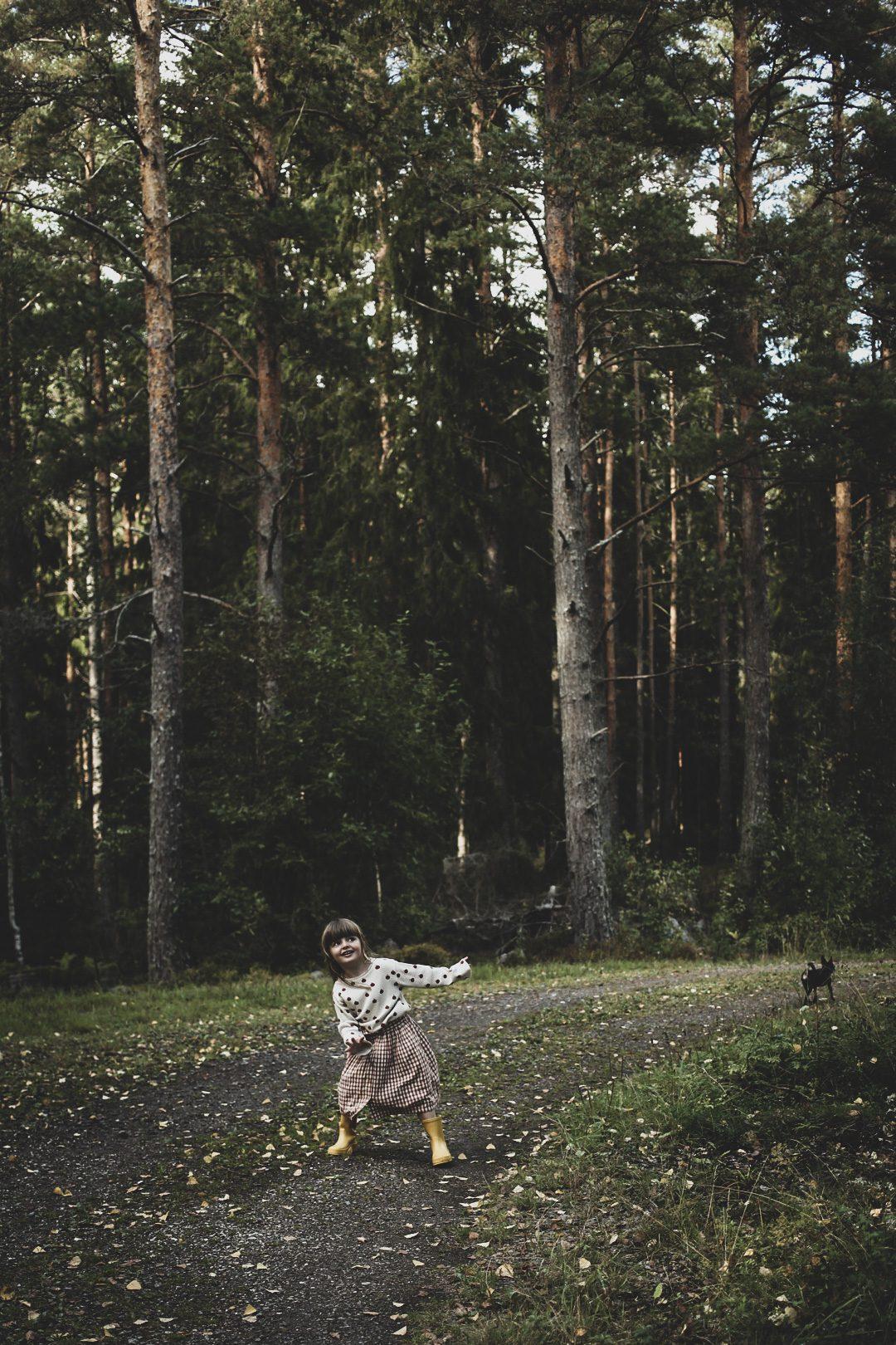 Lovely life torpliv skogen
