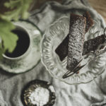 Lovely life recept chokladkolasnittar