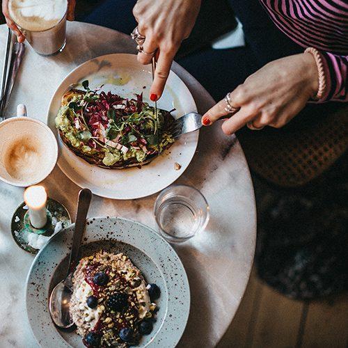 Frukost i Malmö