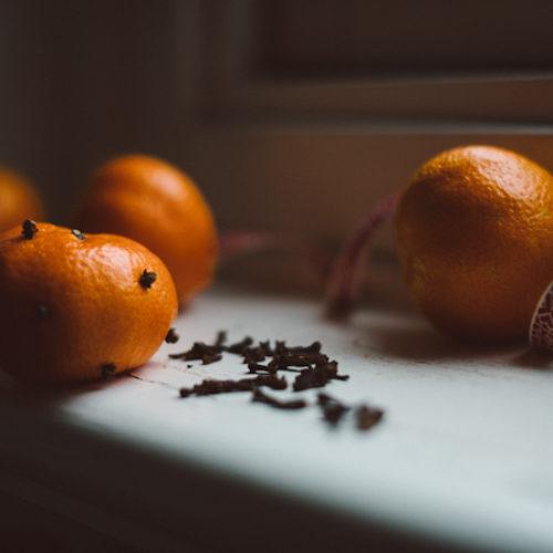Tredje Advent och ett enkelt julpyssel