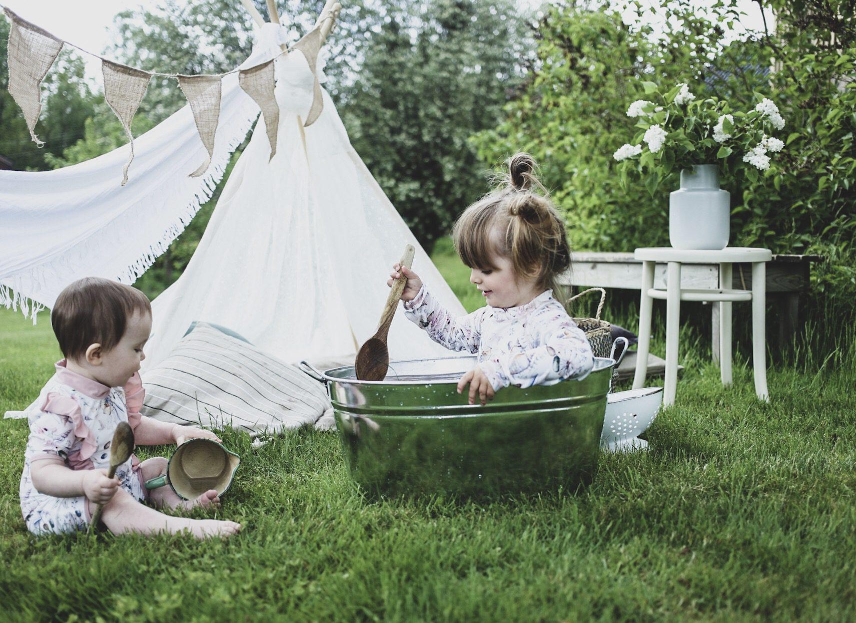 Lovely life sommar barn