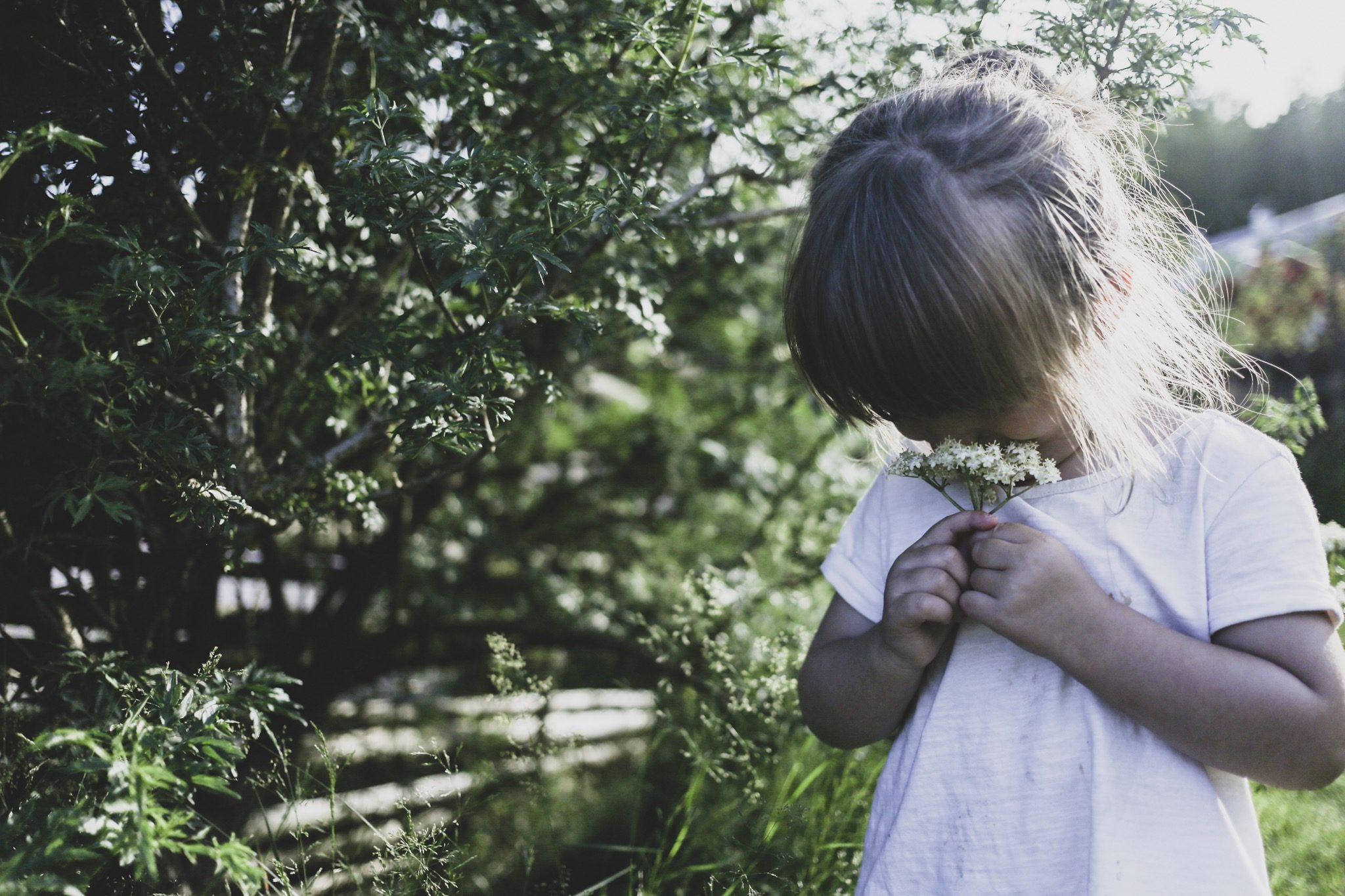 Lovely life barn sommar flädersaft