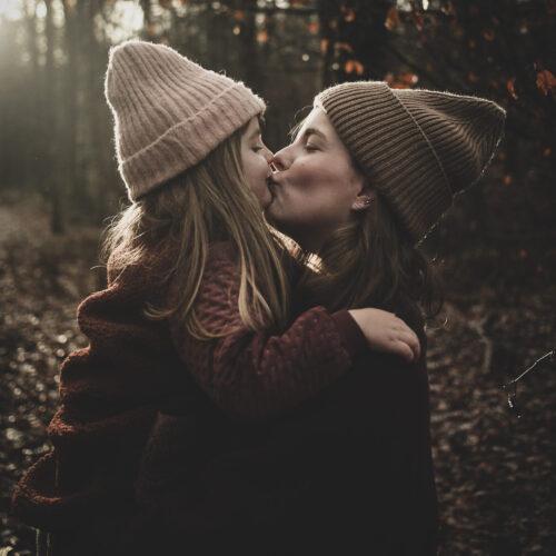 Hösten som tvåbarnsmamma