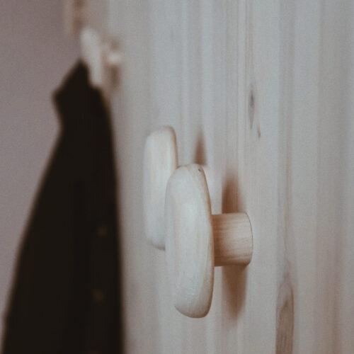 DIY Garderobsdörrar